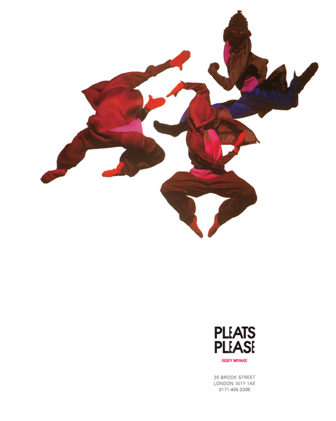 Pleats Please GraphicIssey Miyake