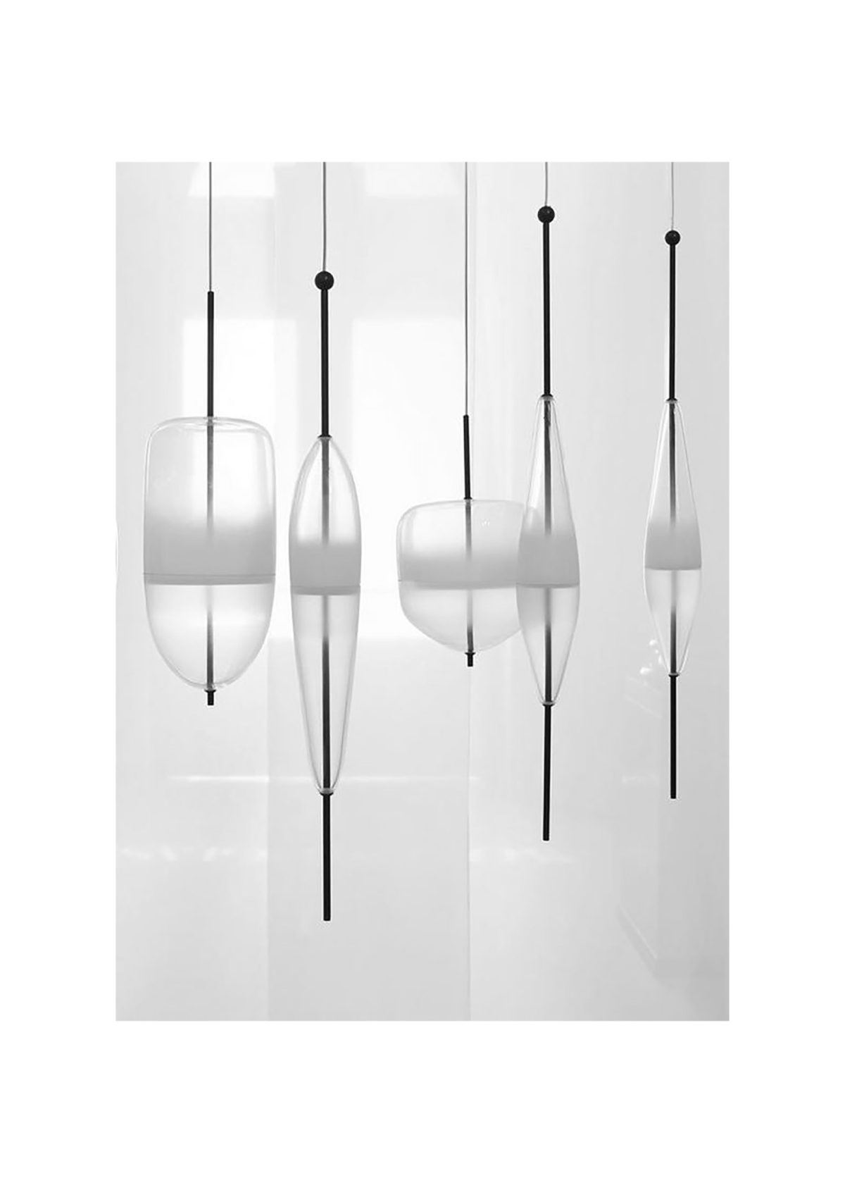 NaoTamura_Flowt, NaoTamura_Horizont01, NAOTAMURA, installation, WonderGlass, blowing glass, lighting, d'daysparis, Palaisdetokyo, Paris, France, Venice, 田村奈穂、田村なお、デザイナー、照明、インスタレーション、ニューヨーク NaoTamura, nownao, nao tamura, NewYork designer, NYC, Female designer